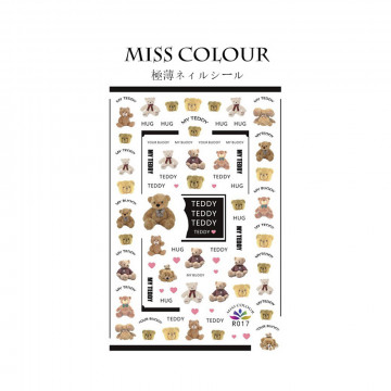 Miss Colour R017