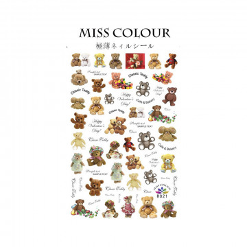 Miss Colour R021