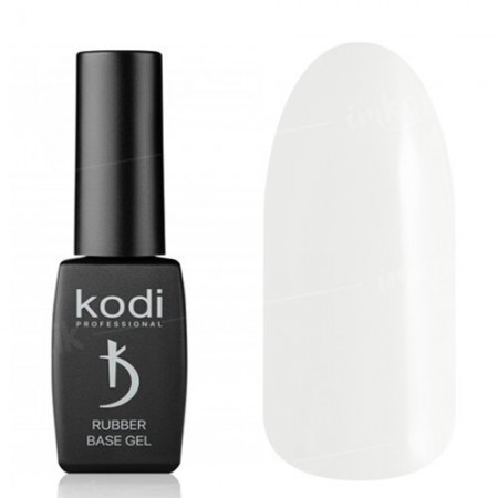 Kodi Rubber Base Gel White (8ml.)