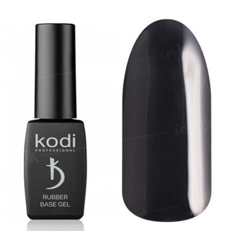 Kodi Rubber Base Gel Black (8ml.)