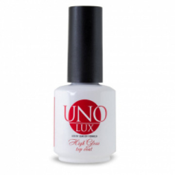 "Верхнее покрытие ""Uno Lux High Gloss Top Coat"", 15мл."