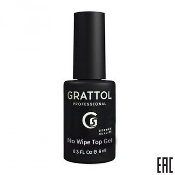 Grattol No Wipe Top Gel Mirror