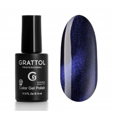 Grattol Color Gel Polish 9D Cat Eye 05